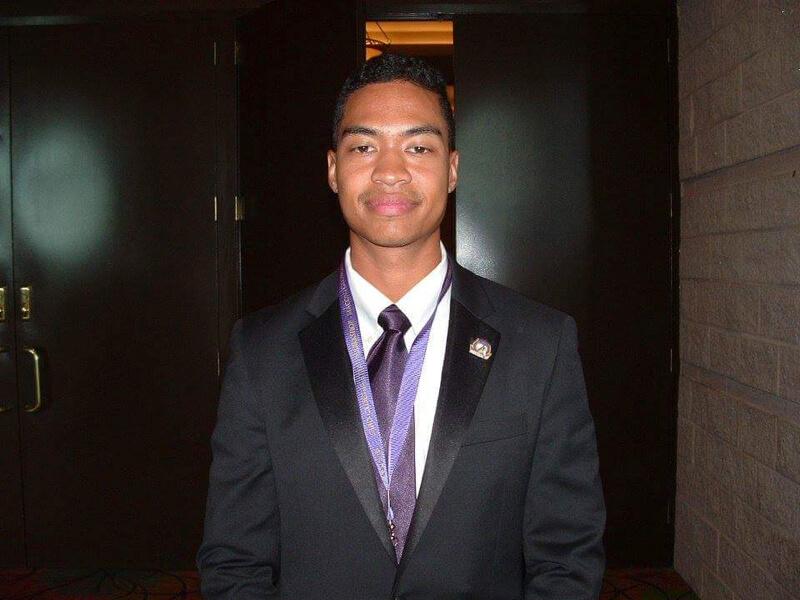 Meet the 2nd Vice State Rep: Bro. Solomon Thomas
