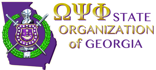 Omega Psi Phi Fraternity, Inc., Georgia State Organization