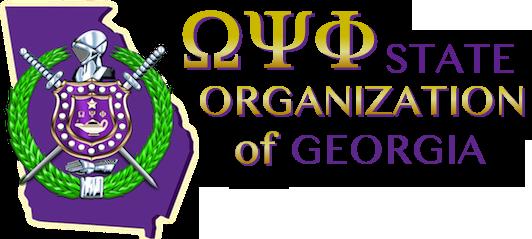 Omega Psi Phi Fraternity, Inc., Georgia State Organization