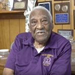 Screenshot of Omega Psi Phi's Bro. WIlliam L. Turner, a Georgia Omega Legend