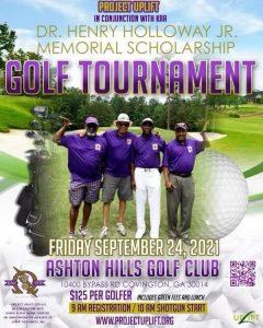 Project Uplift Golf Tournament